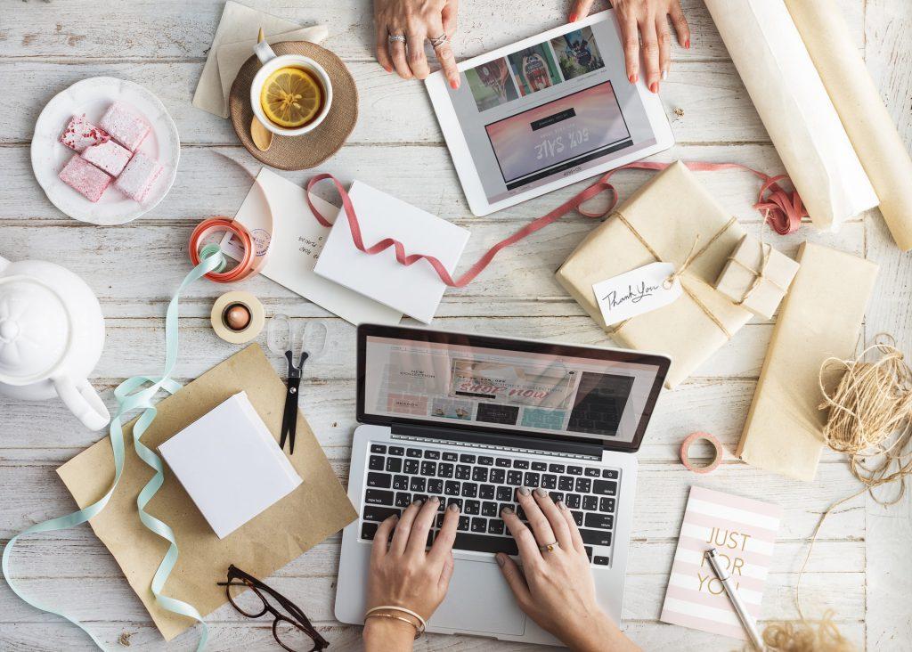 Подарки для блогеров