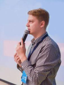 Валерий Магуйло, руководитель отдела продаж и отдела рекламы в E11even Marketing